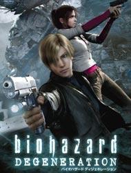 Poster of Resident Evil: Degeneration (Dub)
