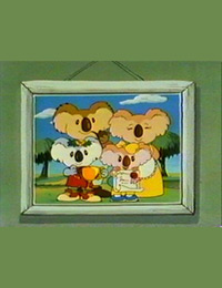 The Adventures of the Little Koala and Friends Laura and the Mystery Egg (Dub)