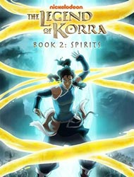 Avatar: Legend of Korra poster