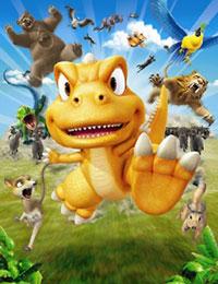 Poster of Irascible Tiny Dinosaur