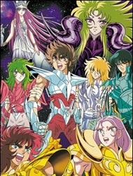 Saint Seiya: The Hades Chapter - Sanctuary poster