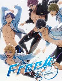 Poster of Free! Eternal Summer (Dub)