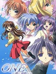 One: Kagayaku Kisetsu e poster
