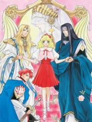 Angelique 4 poster
