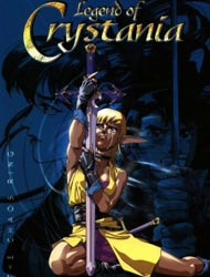 Poster of Legend of Crystania (Dub)