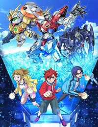 Gundam Build Fighters Try (Sub)