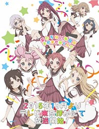 Poster of Yuru Yuri San☆Hai!