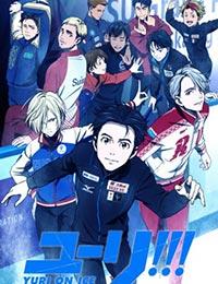 Poster of Yuri!!! on ICE