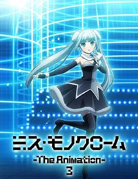 Poster of Miss Monochrome - The Animation 3